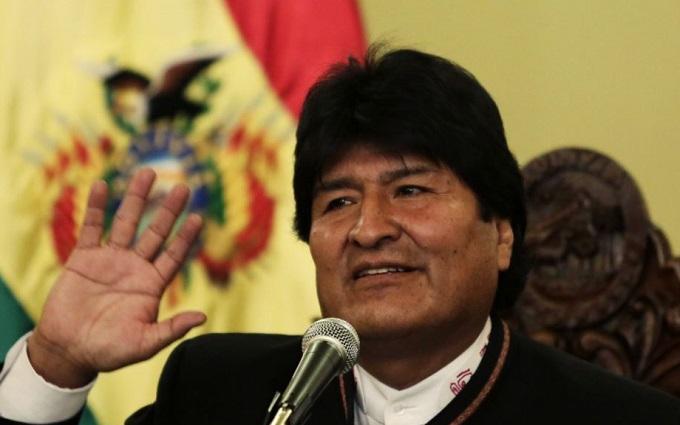 Президент Боливии не сможет баллотироваться на четвертый срок