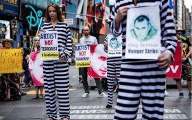 На сайті Білого дому розмістили петицію із закликом врятувати Олега Сенцова
