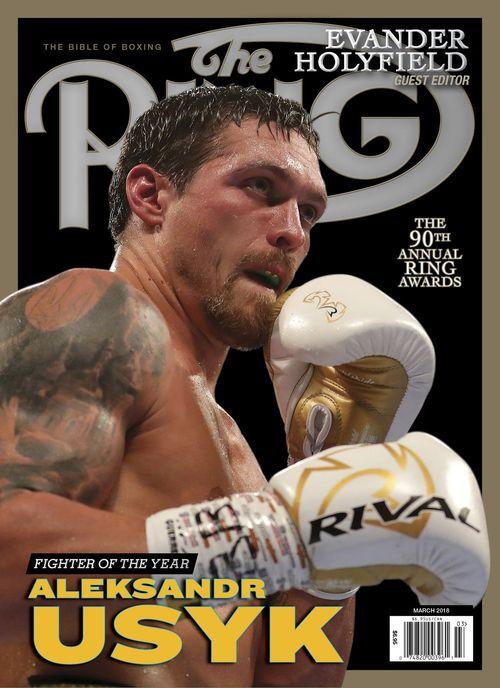 Лучший из лучших: украинец стал боксером года по версии The Ring (1)