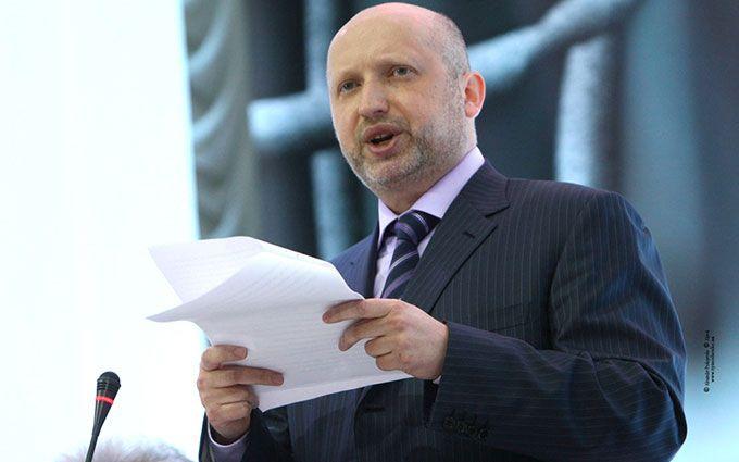 Турчинов розкрив провокацію Путіна в Києві