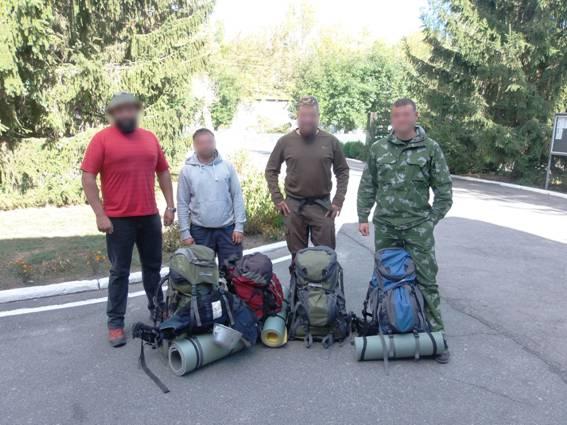 """У Чорнобилі впіймали цілих два загони """"сталкерів"""": з'явилися фото (1)"""