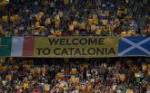 Барселона поддержала каталонские институты в борьбе за независимость