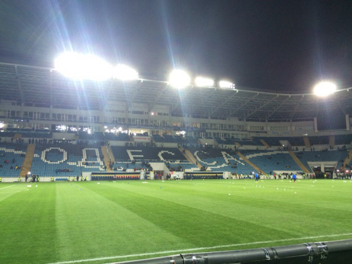 Украина - Кипр - 1-0: тяжелая победа в первом матче Шевченко (9)