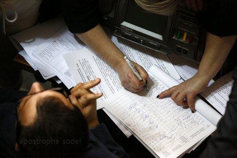 В Раде собрали подписи за отставку Яценюка: опубликованы фото (2)