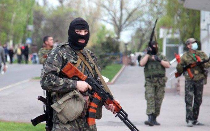 Бойовики ЛНР здивували спостерігачів ОБСЄ своїм прапором: опубліковано фото