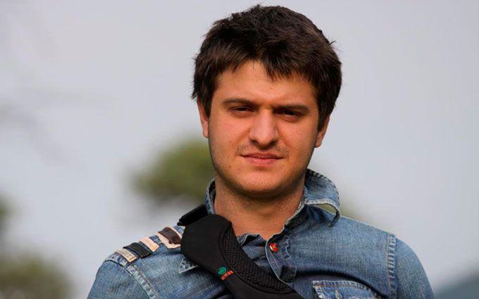 Сина Авакова обікрали в Києві: опубліковані фото і відео