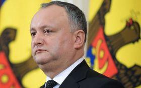 Депортация российских дипломатов из Молдовы: Додон созывает Совет безопасности