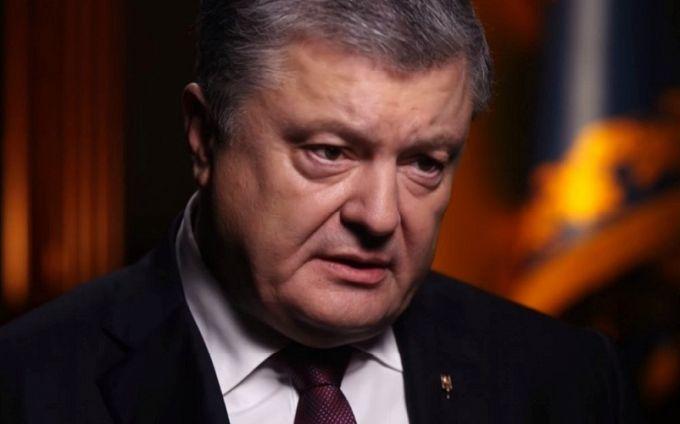 """""""Я ужаснулся"""": Порошенко рассказал, как впервые смотрел """"Слугу народа"""""""