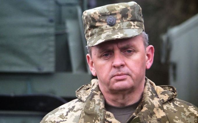 Загроза не тільки на Донбасі: глава Генштабу розповів, чи нападе Росія