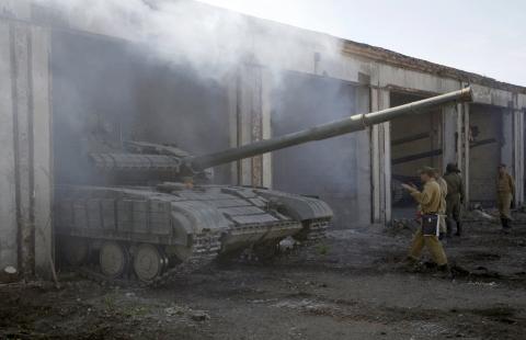 Бойовики ДНР звинуватили сили АТО у провокаціях