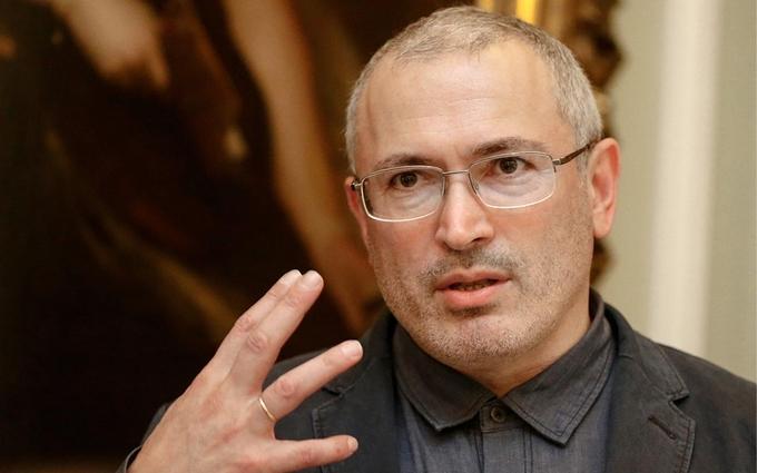 Ходорковський розповів, як буде міняти путінський режим