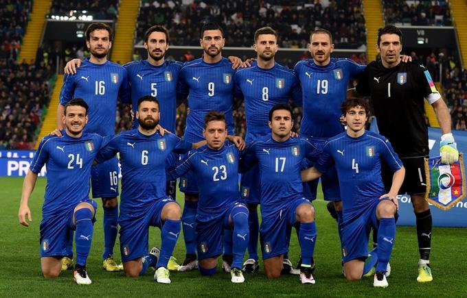 Сім зайвих: Італія оголосила розширену заявку на Євро-2016