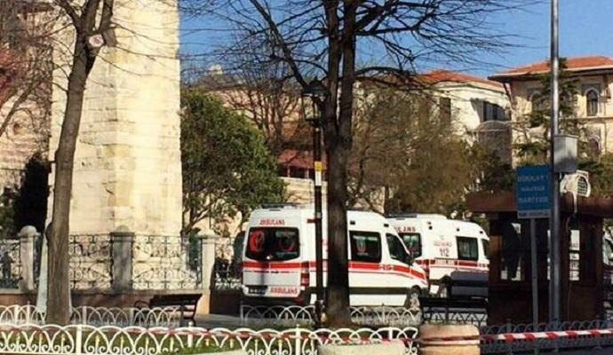 Затримано підозрюваного в організації вибуху в Стамбулі - МВС Туреччини