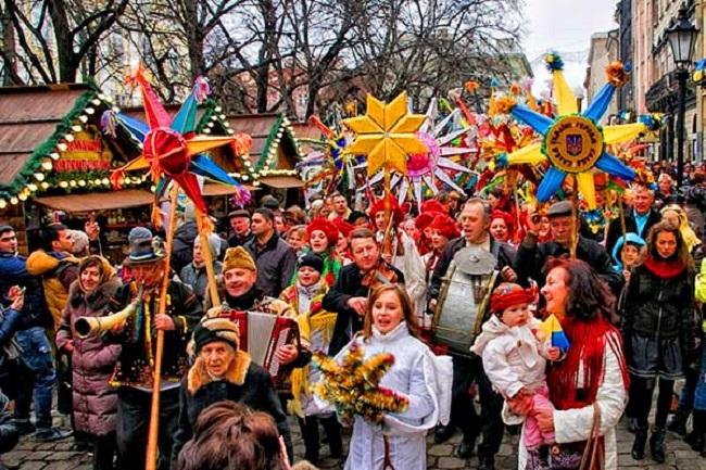 Як цікаво провести новорічні вихідні у Львові (2)