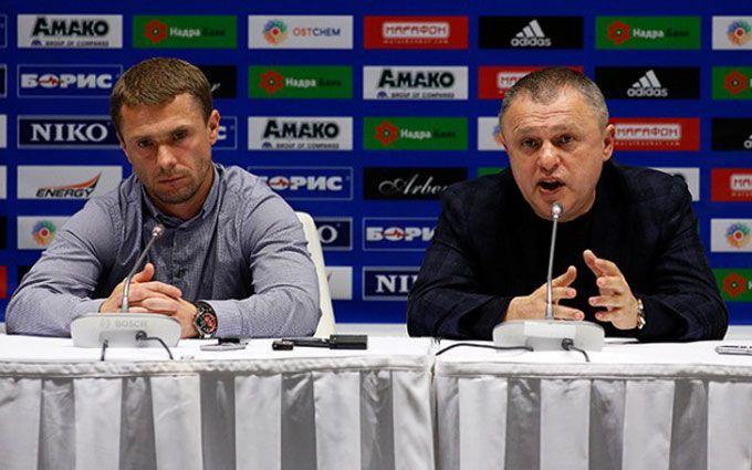 Ім'я нового тренера київського «Динамо» назвуть 1 червня— ЗМІ