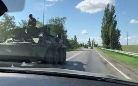 Росія терміново стягує до окупованого Криму потужну військову техніку - перші подробиці