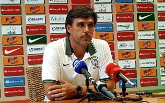 Тренер Маритиму Рамуш: «Хорошо понимаем, кто фаворит и у кого какие шансы»