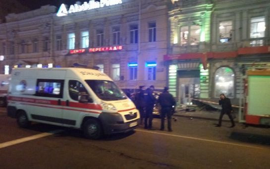 В Харькове произошел смертельный наезд на людей: опубликовано видео