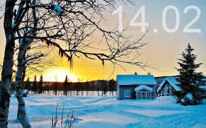 Прогноз погоды в Украине на 14 февраля