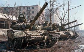 """Бойовики стягують танки і """"Гради"""" в окупований Луганськ - штаб АТО"""