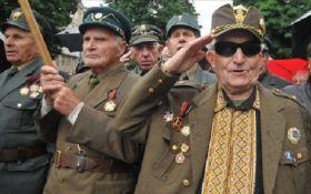 Вояки УПА отримали статус учасників бойових дій
