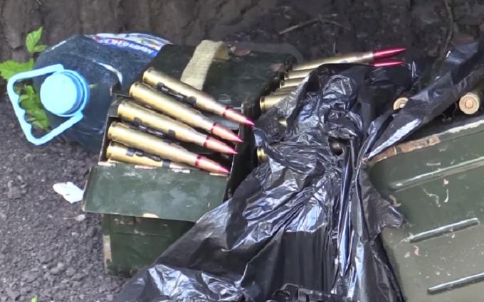 Війна на Донбасі: з'явилося нове відео з передової