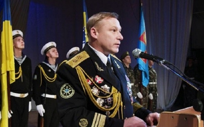 Російський флот очолив українець-зрадник