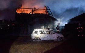 На западе Польши произошел взрыв газопровода