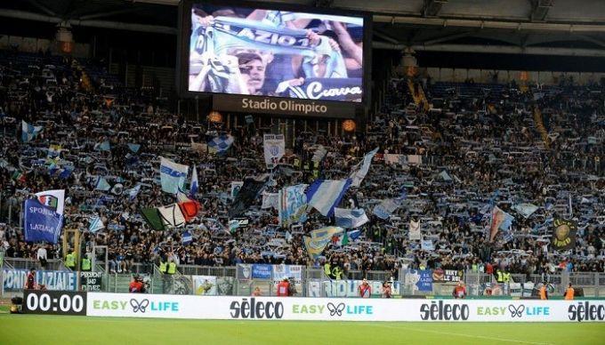 Рома и Лацио оштрафованы на 10 тысяч евро из-за поведения фанатов