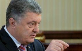 Порошенко рассказал о планах РФ на Украину