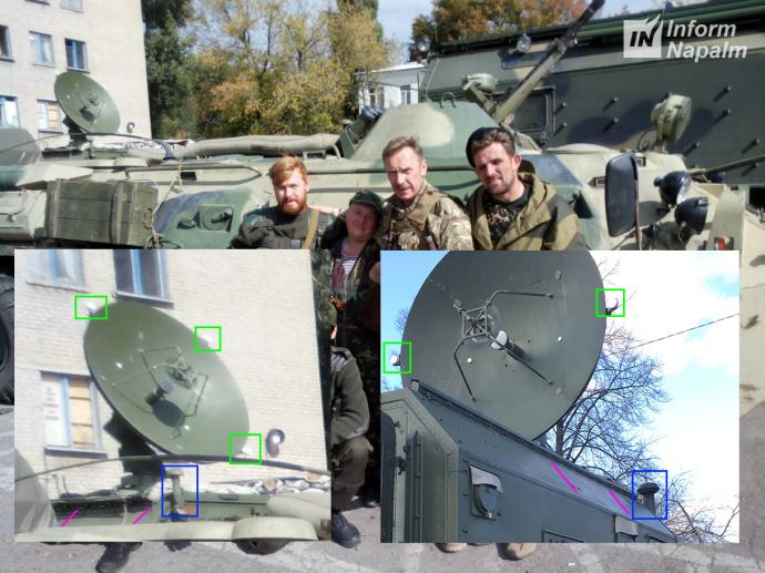 На Донбасі засікли секретну військову техніку Росії: з'явилися фото (2)