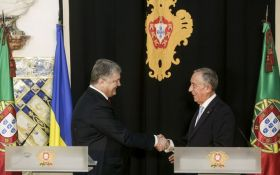 Україна запропонувала Португалії розробляти літаки