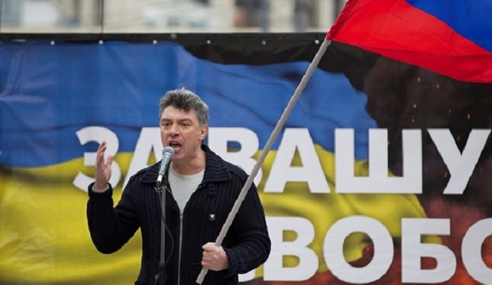 Стоит ли искать причастных к убийству Бориса Немцова в Украине - опрос