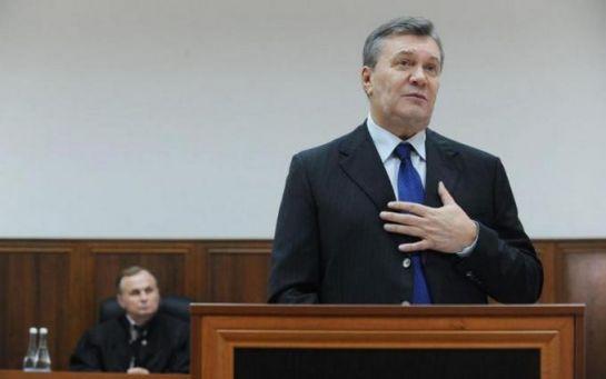 Государственный адвокат отказался защищать Януковича в суде