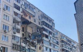 В Киеве в многоэтажке прогремел мощный взрыв - фото и видео с места происшествия