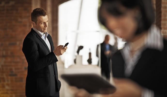 Четверть владельцев смартфонов не используют их для звонков