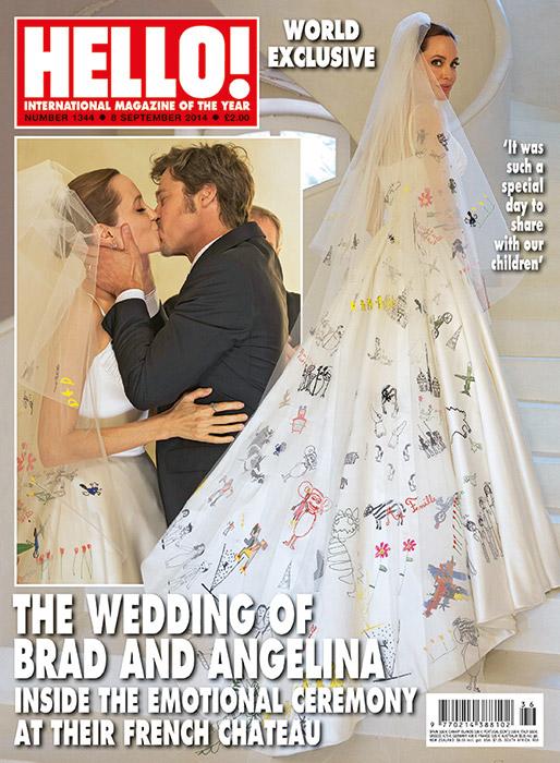 Як пройшли 12 років Бранджеліни: історія кохання Пітта і Джолі у фотографіях (5)
