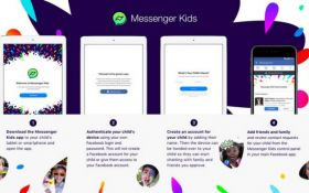 Facebook создал специальный мессенджер для детей