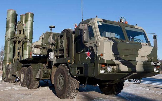 2-ой полк С-400 появится вКрыму в этом 2017-ом