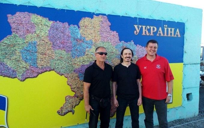 З полону бойовиків звільнений український полковник: опубліковані фото