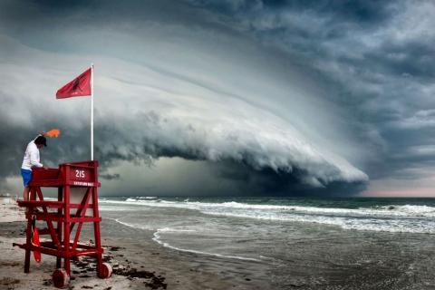Гром и молнии: фотографии бури от Джейсона Уэйнгарта (15 фото) (1)