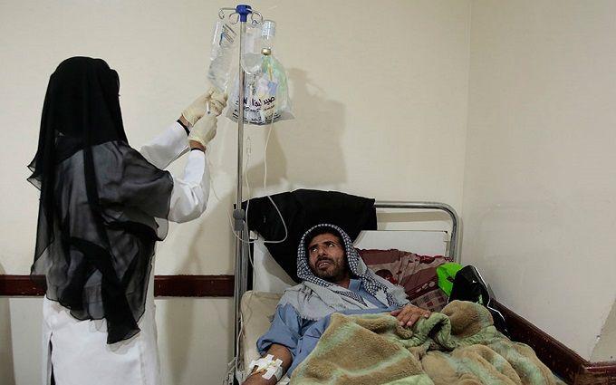 У Ємені ввели надзвичайний стан узв'язку зі спалахом холери