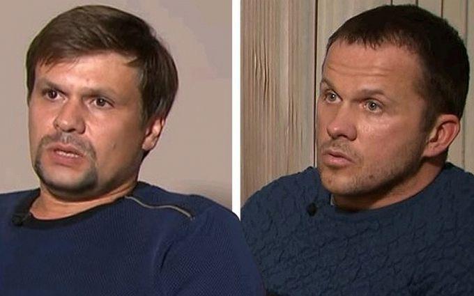 Отруєння Скрипаля: паспорти вказують на причетність Боширова і Петрова до ГРУ РФ