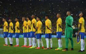 Бразилия планирует провести контрольный матч с Англией