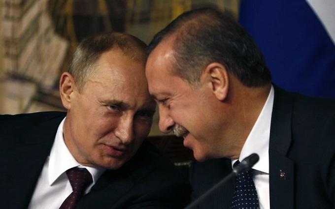 Зустріч Путіна з Ердоганом: з'явилася ясність щодо місця і часу