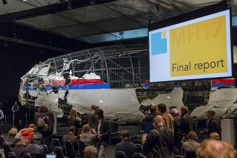 """У РФ повідомили, що результати їхнього розслідування були спотворені міжнародною комісією з """"Боїнгу"""""""