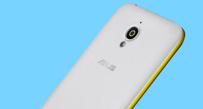 Компания ASUS представила яркий 5-дюймовый смартфон Live (5 фото)