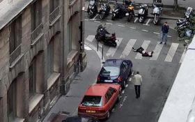 В Париже неизвестный устроил кровавую резню: опубликованы фото и видео