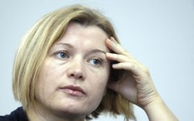Бойовики відмовляються обговорювати обмін полонених без Медведчука - Геращенко
