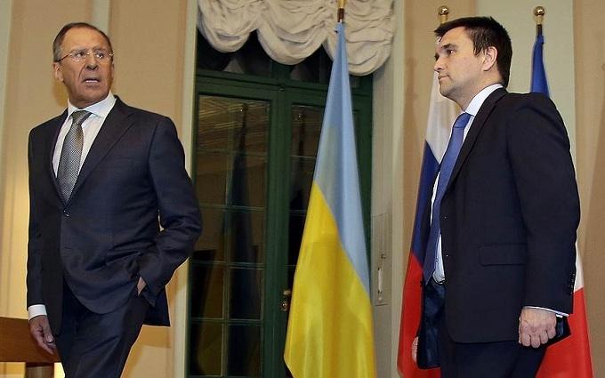 Климкин прокомментировал конфуз с Лавровым в Париже: опубликовано видео